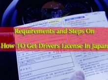 Requirements-and-Steps-On-How-TO-Get-Drivers-License-In-Japan