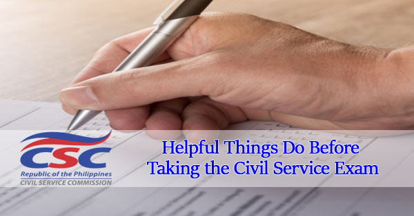 Helpful-Things-Do-Before-Taking-the-Civil-Service-Exam