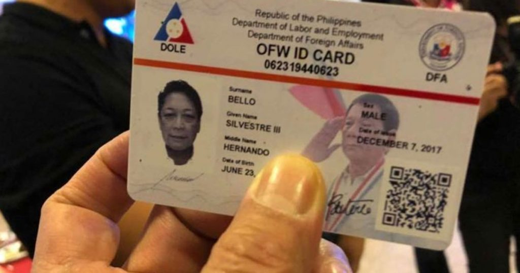 Overseas-Filipino-Workers-Can-Apply-for-their-ID-Cards-by-Completing-these-Steps